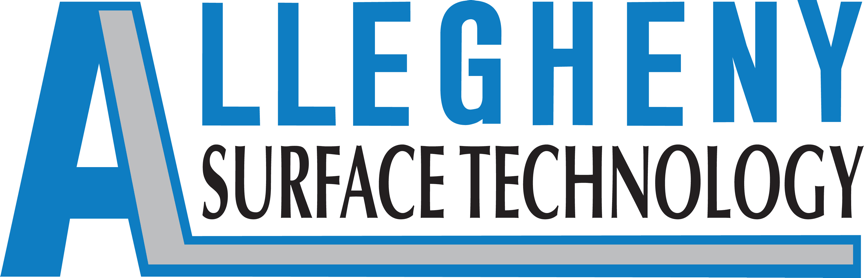 Allegheny Surface Technology logo.