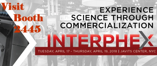 Thank You For Visiting Our Booth At INTERPHEX 2018 image