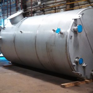 passivation: tanks