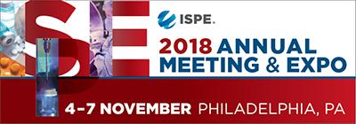 ISPE Annual Meeting 2018 image
