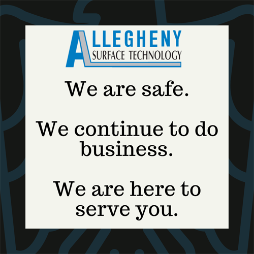 We continue to do business! image